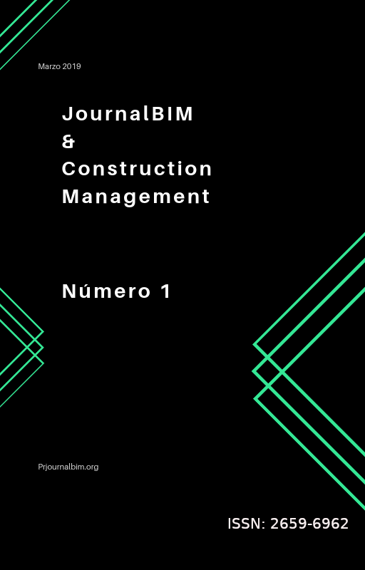 Journal BIM. Volumen 1. 2019